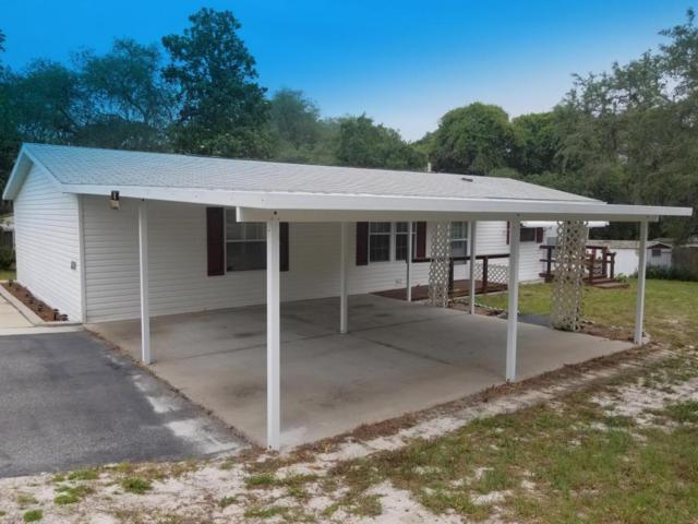 18540 SE 21st Street, Silver Springs, FL 34488 (MLS #536563) :: Realty Executives Mid Florida
