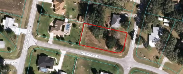 0 SW 111th Place Road, Ocala, FL 34476 (MLS #536942) :: Thomas Group Realty