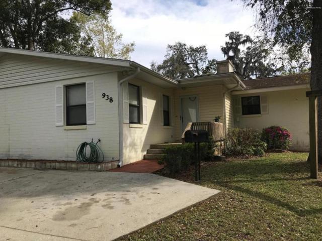 938 NE 7th Street, Ocala, FL 34470 (MLS #537074) :: Bosshardt Realty