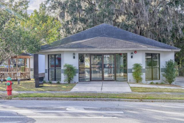 724 S Magnolia Avenue, Ocala, FL 34471 (MLS #537309) :: Bosshardt Realty