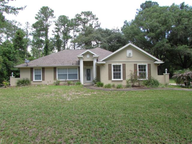 4605 SE 112th Place, Belleview, FL 34420 (MLS #537496) :: Bosshardt Realty
