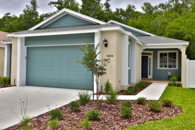 2504 NE 33Rd Court, Ocala, FL 34470 (MLS #537643) :: Bosshardt Realty