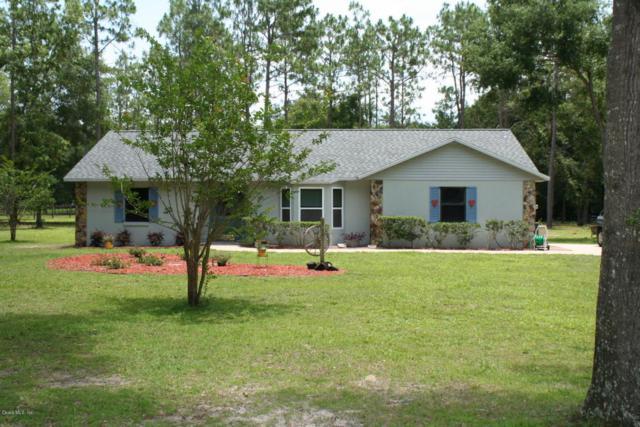 985 NW 73rd Terrace, Ocala, FL 34482 (MLS #537654) :: Bosshardt Realty