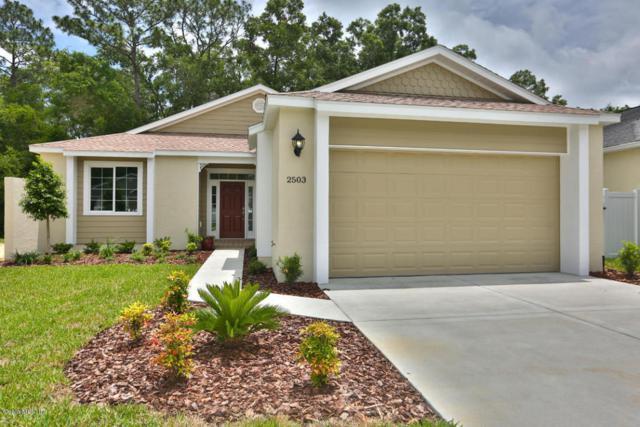 2503 NE 33rd Court, Ocala, FL 34472 (MLS #537729) :: Bosshardt Realty