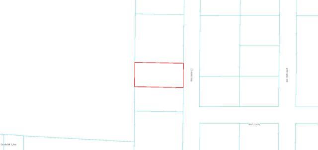 0 SW 159th Court, Ocala, FL 34481 (MLS #537971) :: Bosshardt Realty