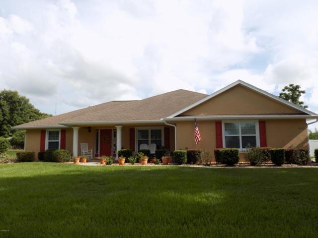 4260 SE 106th Street, Belleview, FL 34420 (MLS #537995) :: Bosshardt Realty