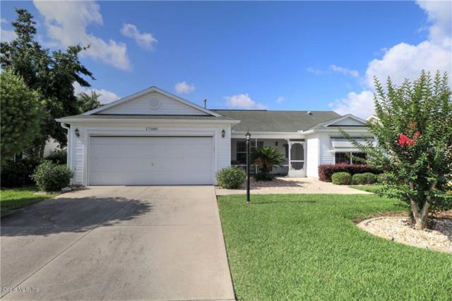 17080 SE 96th  Chapelwood Circle, The Villages, FL 32162 (MLS #537998) :: Realty Executives Mid Florida