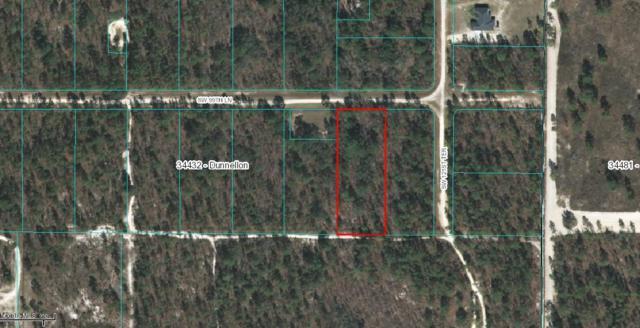 0 SW Sw 99th Ln Lane, Dunnellon, FL 34432 (MLS #538037) :: Bosshardt Realty