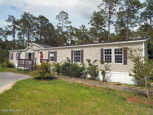 2591 SE 145th Terrace, Morriston, FL 32668 (MLS #538044) :: Realty Executives Mid Florida