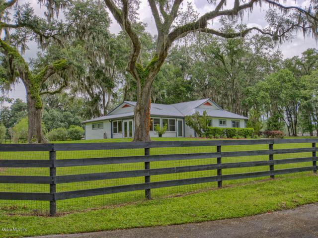 11380 NW 160th Street Street, Reddick, FL 32686 (MLS #538052) :: Bosshardt Realty
