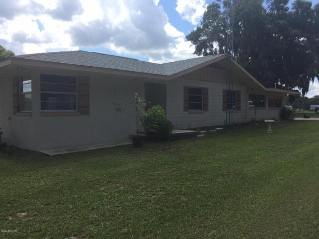11900 SE Sunset Harbor Road, Weirsdale, FL 32195 (MLS #538177) :: Bosshardt Realty