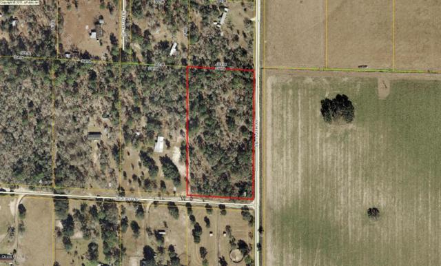 TBD SE 63rd Lane, Morriston, FL 32668 (MLS #538189) :: Bosshardt Realty