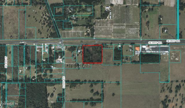 0 S Hwy 484, Summerfield, FL 34491 (MLS #538235) :: Realty Executives Mid Florida