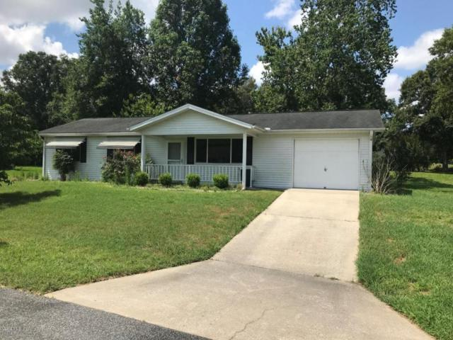 8548 SW 109th Lane Road, Ocala, FL 34481 (MLS #538341) :: Pepine Realty