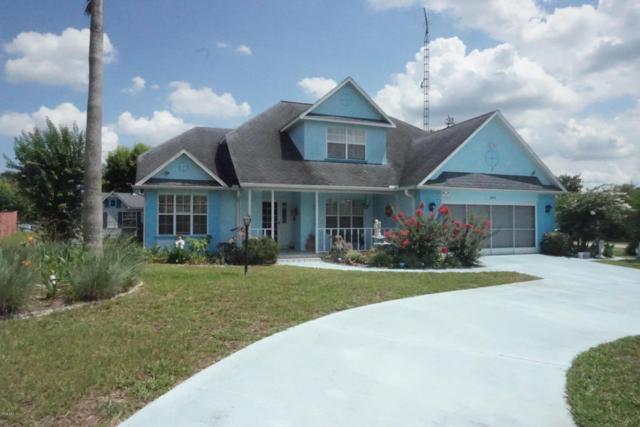 3050 SW 137th Place, Ocala, FL 34473 (MLS #538455) :: Realty Executives Mid Florida