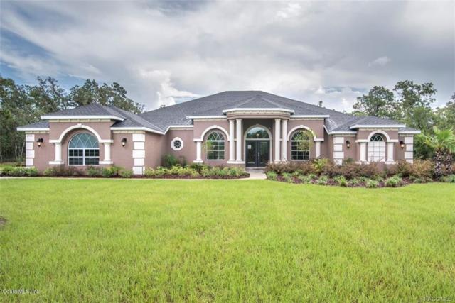 6316 W Pine Ridge Boulevard, Beverly Hills, FL 34465 (MLS #538496) :: Realty Executives Mid Florida