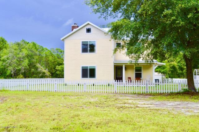 10053 SE 182nd Avenue Rd Road, Ocklawaha, FL 32179 (MLS #538508) :: Bosshardt Realty