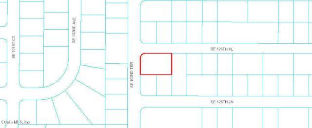 0 SE 102 Terrace, Belleview, FL 34420 (MLS #538516) :: Bosshardt Realty