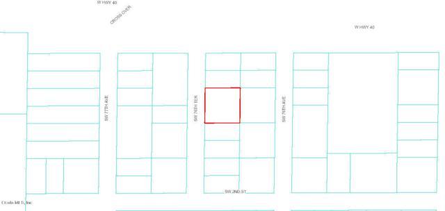 0 SW 76th Terrace, Ocala, FL 34476 (MLS #538643) :: Bosshardt Realty