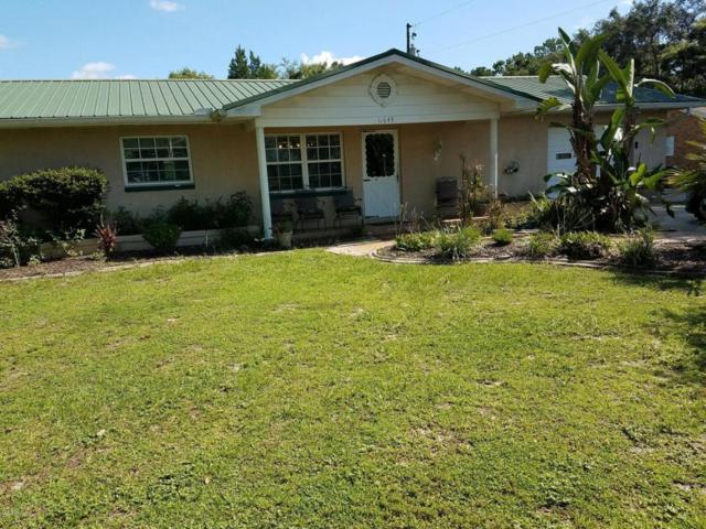 11645 SE 123rd Street, Belleview, FL 34420 (MLS #538693) :: Realty Executives Mid Florida