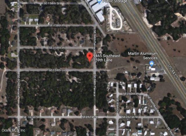 9465 SE 159th Lane, Summerfield, FL 34491 (MLS #539226) :: Realty Executives Mid Florida