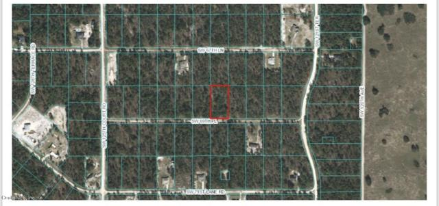 00 SW 69th Place, Ocala, FL 34481 (MLS #539414) :: Thomas Group Realty