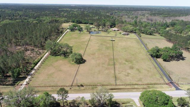 8200 E Hwy 316, Fort Mccoy, FL 32134 (MLS #539488) :: Realty Executives Mid Florida