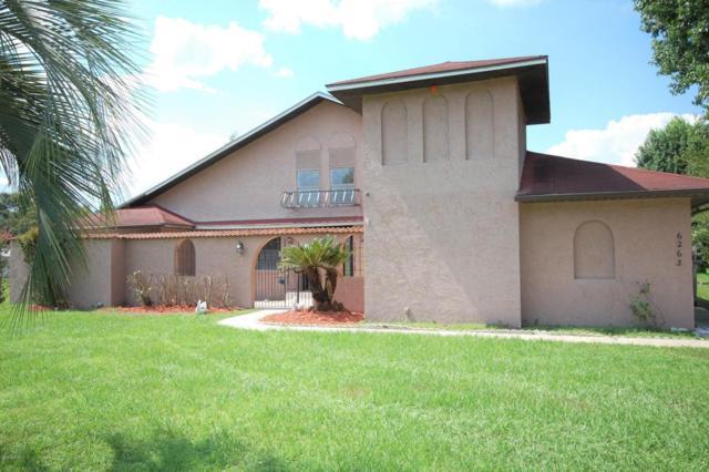 6263 SE 87th Street, Ocala, FL 34472 (MLS #539505) :: Thomas Group Realty