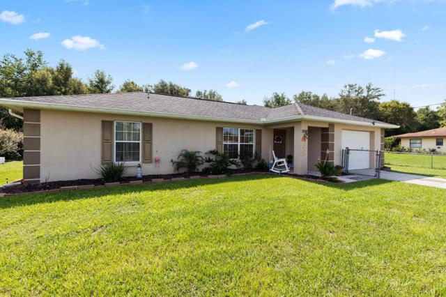 11691 SE 84th Terrace, Belleview, FL 34420 (MLS #539559) :: Bosshardt Realty