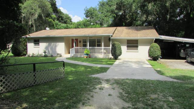 15575 NW 41st Avenue, Reddick, FL 32686 (MLS #539590) :: Realty Executives Mid Florida