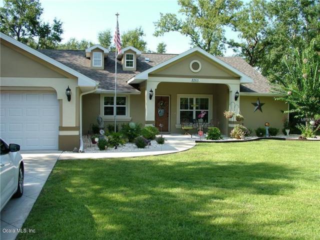 8265 SE 161st Street, Summerfield, FL 34491 (MLS #539671) :: Realty Executives Mid Florida