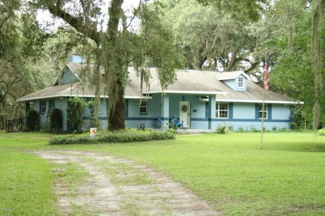 5040 NE 132nd Place, Anthony, FL 32617 (MLS #539920) :: Bosshardt Realty