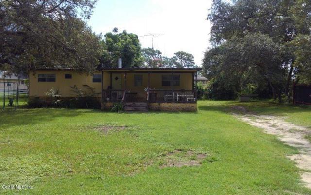 9151 SE 196th Terrace, Ocklawaha, FL 32179 (MLS #540509) :: Bosshardt Realty