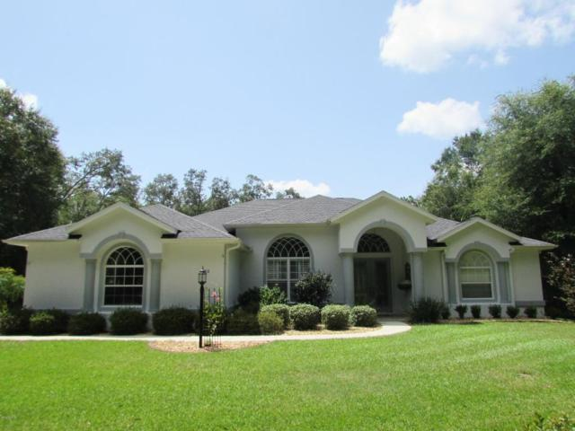 8910 SW 198 Court, Dunnellon, FL 34432 (MLS #540560) :: Realty Executives Mid Florida
