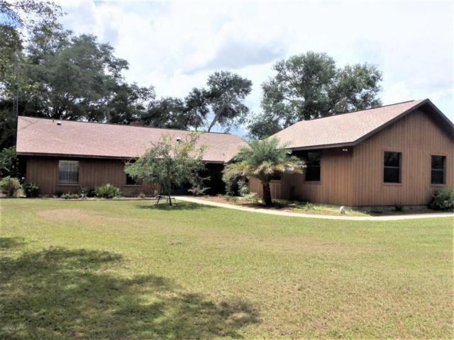 10980 SW 128 Avenue, Dunnellon, FL 34432 (MLS #540776) :: Realty Executives Mid Florida