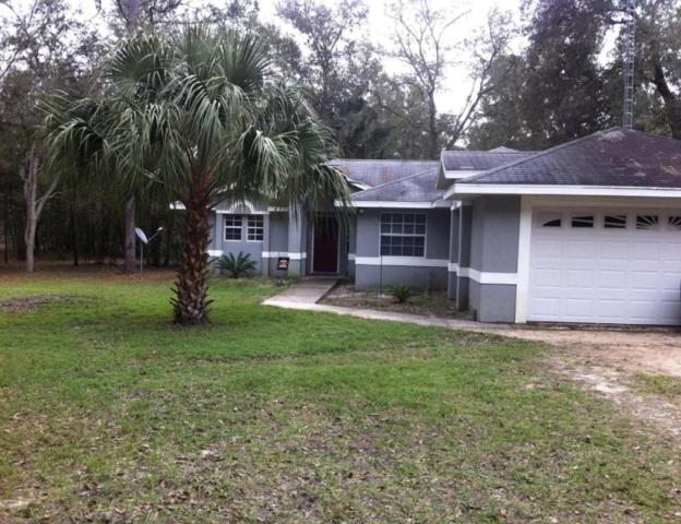 7531 SE 120th Court, Morriston, FL 32668 (MLS #540792) :: Pepine Realty