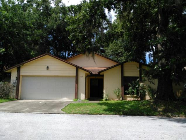 1020 NE 30th Avenue #105, Ocala, FL 34470 (MLS #540856) :: Bosshardt Realty