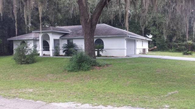9075 N Cortlandt Drive, Citrus Springs, FL 34434 (MLS #540987) :: Bosshardt Realty
