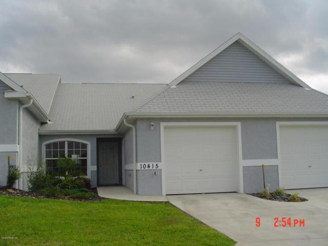 10415 SW 85th Court, Ocala, FL 34481 (MLS #541223) :: Bosshardt Realty