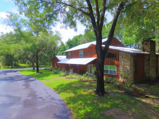 351 Sequoia Drive, Ocklawaha, FL 32179 (MLS #541325) :: Thomas Group Realty