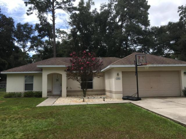 5392 Nw 65th Place, Ocala, FL 34482 (MLS #541331) :: Bosshardt Realty
