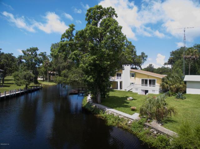 11565 N Caribee Point, Inglis, FL 34449 (MLS #541391) :: Realty Executives Mid Florida