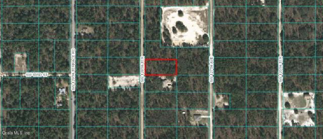 TBD SW 128th Terrace, Dunnellon, FL 34432 (MLS #541435) :: Thomas Group Realty