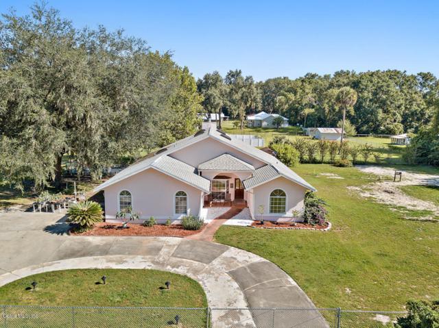 3855 NE Cr 329, Anthony, FL 32617 (MLS #541592) :: Realty Executives Mid Florida