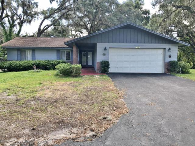 11681 Camp Drive, Dunnellon, FL 34432 (MLS #541626) :: Realty Executives Mid Florida