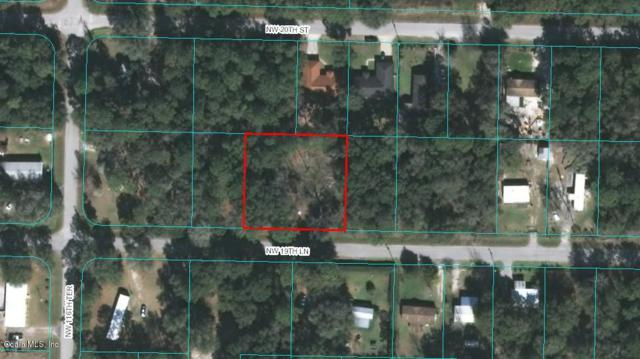 00 NW 19th Lane, Ocala, FL 34482 (MLS #541634) :: Bosshardt Realty