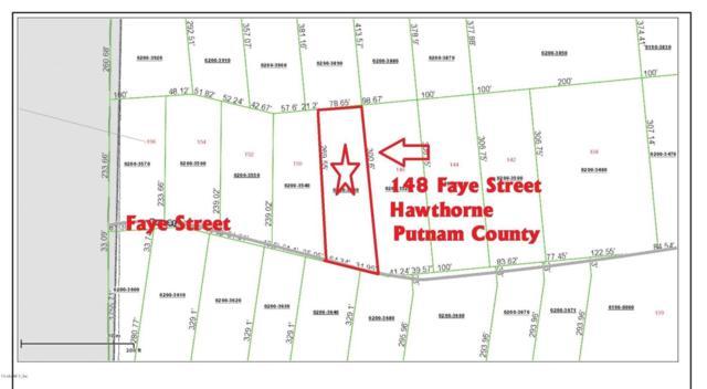 148 Faye Street, Hawthorne, FL 32640 (MLS #541638) :: Bosshardt Realty