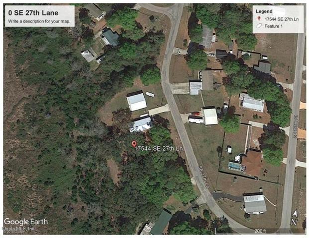 0 SE 27 Lane, Silver Springs, FL 34488 (MLS #541765) :: Pepine Realty