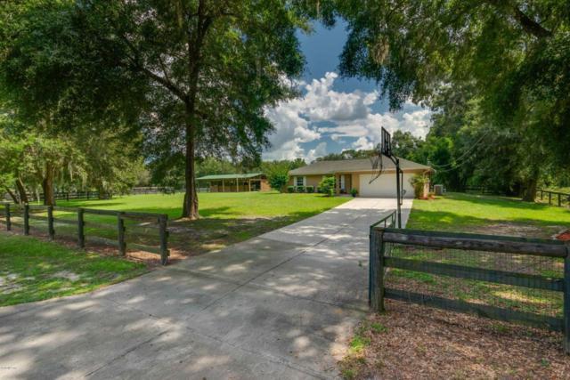 5 Handicappers Lane, Ocala, FL 34482 (MLS #541770) :: Bosshardt Realty