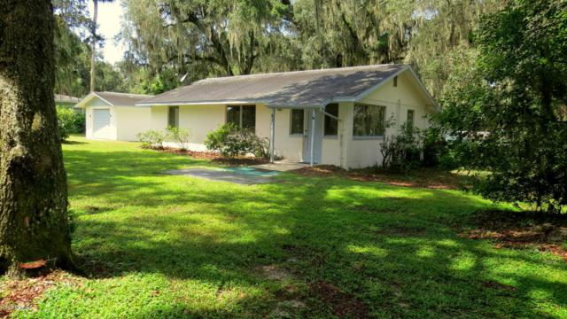 6201 E Avenue, Mcintosh, FL 32664 (MLS #541913) :: Thomas Group Realty